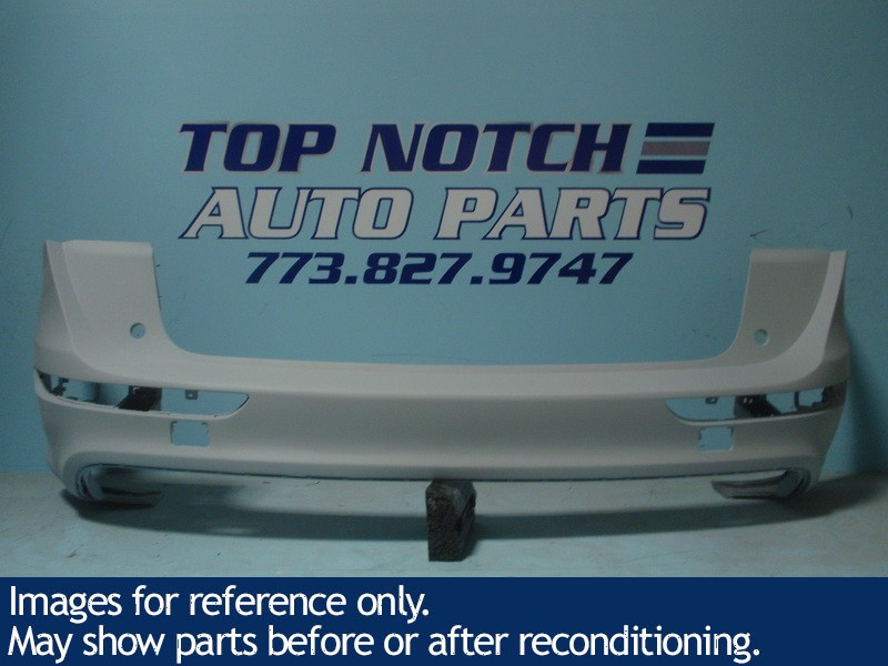 09 10 11 12 13 Audi Q5 S-Line Rear Bumper Cover