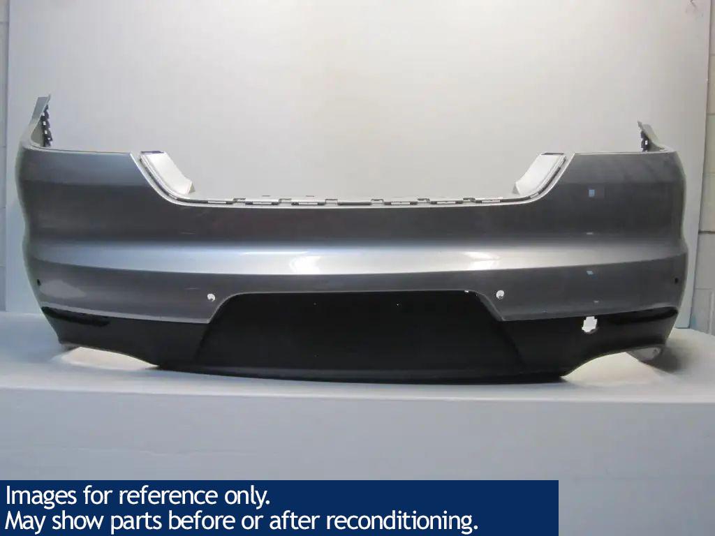 14 15 Porsche Panamera Rear Bumper Cover