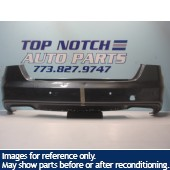 13 14 Audi S4 Rear Bumper Cover Sedan