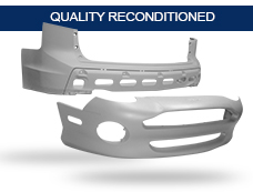 Highest quality reconditioned bumpers at discount prices