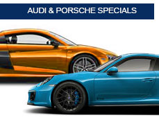 Porsche & Audi reconditioned bumpers and other parts.